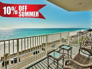 GULF VIEW DLX Majestic Sun Condo * Seascape Resort Pool/Spa, Gym + FREE Perks
