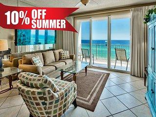 GULF VIEW DLX Majestic Sun Condo*Seascape Resort Pool/Spa Gym +FREE VIP Perks