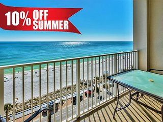 GULF VIEW Beach Condo * Seascape Resort Pools/HotTubs, Gym + FREE VIP Perks