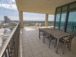 Gulf Front ~ Lazy River ~ Corner Condo ~ Phoenix West 1501 ~ Prickett