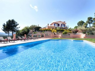 5 bedroom Villa in Lloret de Mar, Catalonia, Spain : ref 5058998