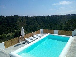 Villa Casa Azul da Relva