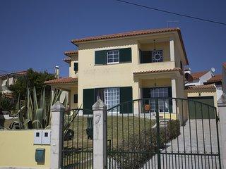 Villa Janota, vista de mar, casa ampla, a dois pas