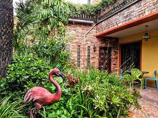 Lux Interiors: Viva Elvis Garden Apartment