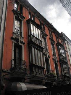 fachada catalogada del siglo XIX
