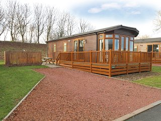 CN185 Log Cabin situated in Nr Amble
