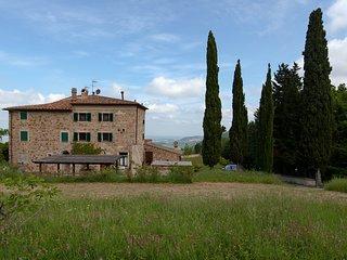 Appartamento Tuscany Deluxe in casale