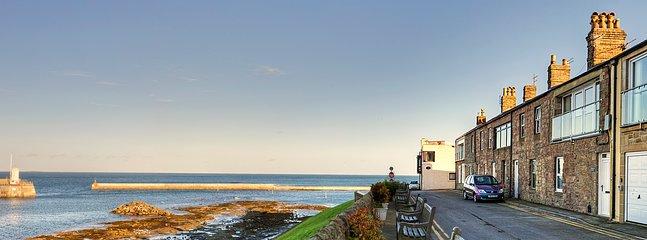 Stunning sea views await you