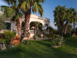 Raffinatissimo Casale  in Villa Storica Salentina