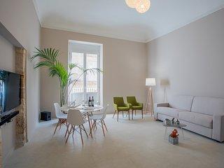 Ortigia Casa Fab sandstone apartment