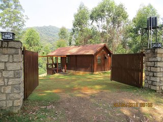 Kookal Eco Farms Wooden Cottage