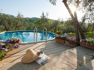 Villa Mary - romantic place near Florence and famous Chianti wine production :)
