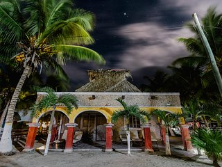 Private Colonial Beach Hacienda Antigua Villa, entire house