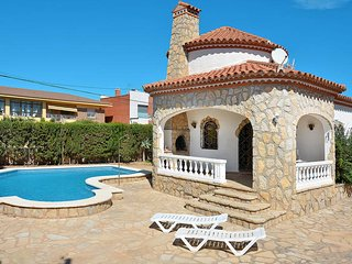 3 bedroom Villa in Miami Platja, Catalonia, Spain : ref 5437634