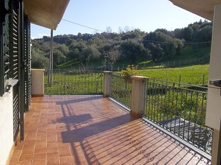Farmhouse in Calabria surrounded by unspoilt countryside