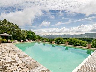 Oppedette Villa Sleeps 11 with Pool - 5803127