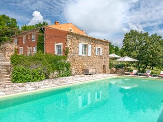 5 bedroom Villa in Oppedette, Provence-Alpes-Cote d'Azur, France : ref 5392997