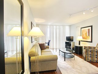 NEW - 1 BR Furnished Condo North York **Short or Long Term**
