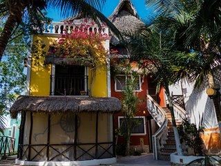 Beachfront  Hacienda del Cuyo, 1st Floor