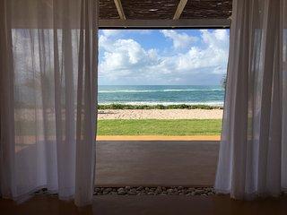 Casa Lila - Beira Mar 2 suites na melhor praia de Porto de Galinhas