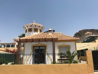 Mazarron Country Club, 2 Bed Detached villa with private pool