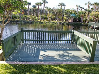 BT 6112 Fountain/Pond View Condo w/Deck-Welcome to Paradise