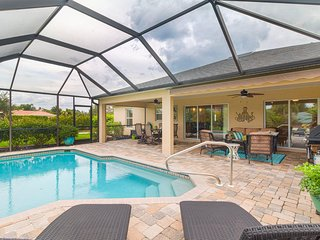 Stunning Pool Home Just Minutes From Beautiful Gulf Beaches