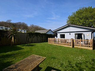 57244 Log Cabin situated in Brixham