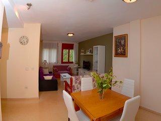 Acogedor apartamento en Alcañiz a 5 minutos de Motorland