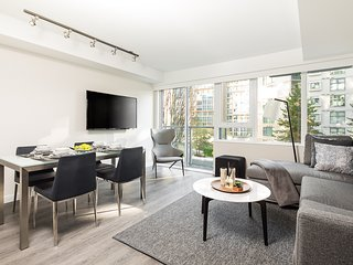 LEVEL Furnished Living Yaletown-Richards One Bedroom Suite