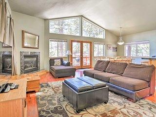 NEW! South Lake Tahoe Home w/Hot Tub & Game Room!