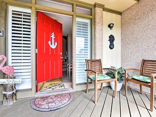 NEW! Fernandina Beach Condo w/Pool & Beach Access!