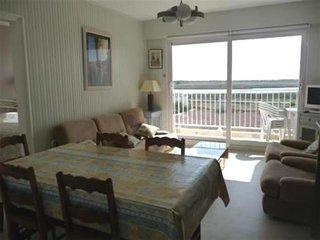 Appartement avec vue sur la lagune residence La Chenolette La Faute Sur Mer