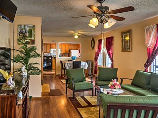 NEW! Jamaica Home ~2 Mi. From JFK & 15 Mi. to NYC!