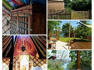Dragonfly Yurt