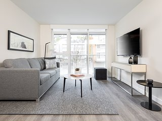 LEVEL Furnished Living Yaletown-Richards Two Bedroom Suite