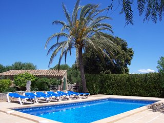Villa in Cas Concos with pool