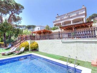3 bedroom Villa in Lloret de Mar, Catalonia, Spain : ref 5058914