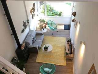 Lovely house with garden. La Mora Beach. tarragona