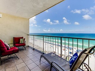 Unit 1012: The Summit - Beach Front Condo - Best Location On The Beach!!