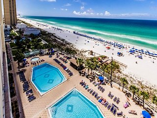 The Summit - Beach Front Condo - Best Location On The Beach!! - (1 BR Sleeps