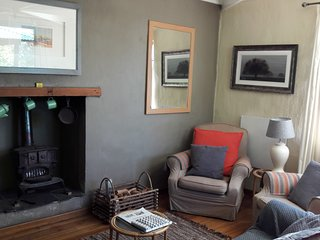 The Cabin corner of the lounge