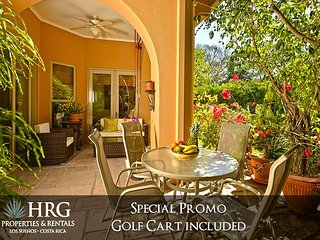 Family Friendly Ground Floor Luxury Condo close to Beach Club at Los Suenos!