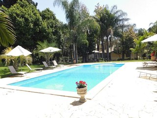 4 bedroom Villa in Bicocca, Sicily, Italy : ref 5056755