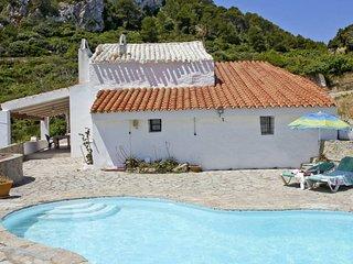Antigua, típica casa de campo