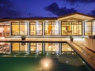 Well Lit Villa View