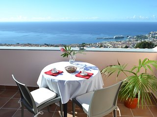Dream View Apartment Over Funchal!