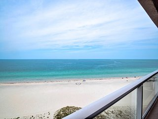 Crescent Beach Club 14B Beachfront Condo