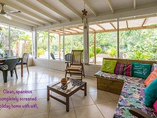 Super comfort in Villa Kolibrie op loopafstand van de beach