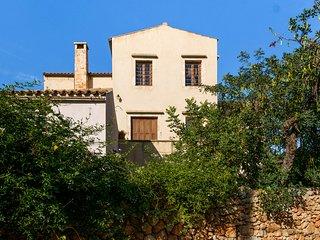 Iconic Cretan Stone Mansion with Patios & Terraces